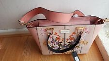 BNWT River Island pink large tote back