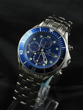 Alpha Seamaster mechanical automatic men's watch