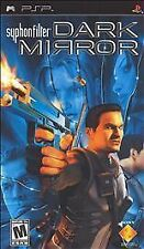 Syphon Filter: Dark Mirror PSP New Sony PSP BRAND NEW M17+ INFILTRATE RECON