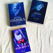 Lotto 3 Libri Romanzi Fantasy Nuovi