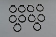 STEEL 12MM EXTERNAL CIRCLIPS CIRCLIP DIN471 pack of 10