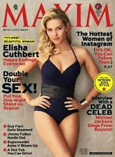Maxim Magazine March 2014 Laura Vandervoort Smallville Werewolf True Blood