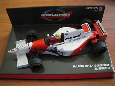 Minichamps 1/43 McLaren MP 4/10 MARK Blundell 1995