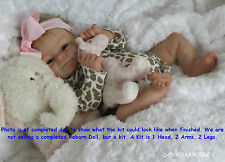 REBORN DOLL KIT, COCO-MALU BY ELISA MARX, VINYL KIT