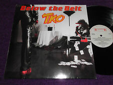 "T.K.O.   ""Below the Belt ""  1986  LP  ROADRUNNER  RR 9730"
