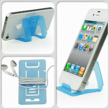 6PCS Card Phone Support Can Folded cellphone Adjustable Mounts Pitch Portable