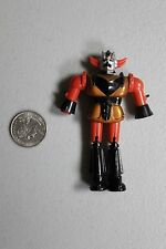 "VINTAGE 1977 4"" SHOGUN WARRIORS STYLE ROBOT DIE CAST METAL Jeeg Gaiking Mazinga"