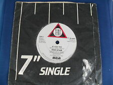 Five Star - If I Say yes / Let me Down Easy - Tent RCA PB 40981
