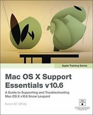 Apple Training Series: Mac OS X Support Essentials v10.6: A Guide to S-ExLibrary