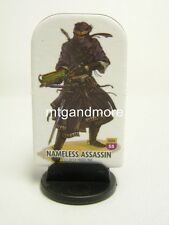 Pathfinder Battles Pawns / Tokens - #055 Nameless Assassin - Mummy´s Mask