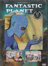 DVD FANTASTIC PLANET DE RENE LALOUX