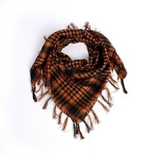 Fashion Scotland Check Pashmina Warm Plaid Shawl Scarf Neck Wrap Tassel Stole
