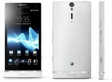 "4.3"" Sony Ericsson Xperia SL LT26ii 32GB GPS 12MP Libre TELEFONO MOVIL Blanco"
