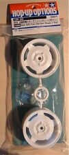Tamiya Buggy Front Star Dish Wheels NEW 53089