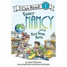 Fancy Nancy and the Boy from Paris (I Can Read Level 1), O'Connor, Jane, Good Bo