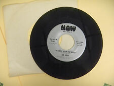 LEE ROSS adam caused it / buddies with the blues  NOW RECORDS    45