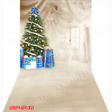 Christmas 10'x20' Computer-painted (CP)Scenic Vinyl Background Backdrop SP748B88