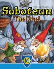 Mayfair Games: Saboteur - The Duel game (New)