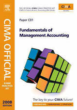 CIMA Official Exam Practice Kit Fundamentals of Management Accounting: CIMA Cert