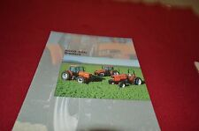 Agco Allis Chalmers Tractors For 1998 Dealers Brochure DCPA