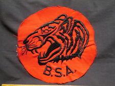 WWII / BSA / Boy Scout - TIGER neckerchief badge (?) WW2
