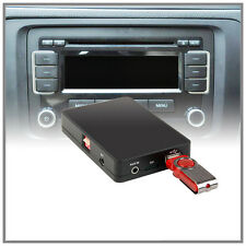 Car Stereo USB SD AUX MP3 adapter-VW 8pin Monsoon Beta Gamma MCD/MFD NAVI