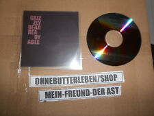 CD Indie Grizzly Bear - Ready, Able (3 Song) Promo WARP REC