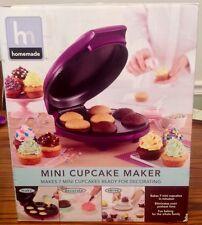Homemade brand mini cupcake maker