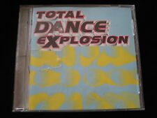 Total Dance Explosion-Various R & B-Compilation-CD