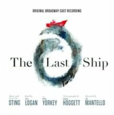 The Last Ship [Original Broadway Cast Recording] by Sting (Brand New)