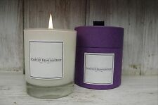 Natural Oil Jasmine Scented Candle - Boxed