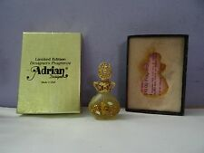 Adrian Designs Limited Edition Designers Fragrance Perfume Bottle Necklace