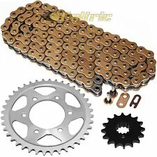 Golden O-Ring Drive Chain & Sprockets Kit Fits HONDA CBR600F4i 2001-2006