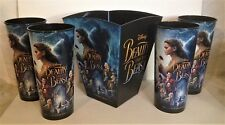 Disney: Beauty and the Beast 2017 Movie Theater Exclusive 170/44 oz Family Pack