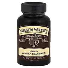 Nielsen-Massey Vanillas 4-oz Pure Vanilla Bean Paste