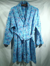 Short Bath Robe Hearts Valentine Seven Apparel Intimates