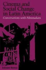Cinema and Social Change in Latin America: Conversations With Filmmake-ExLibrary