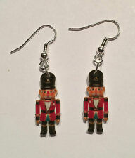 Nutcracker Earrings Soldiers Christmas Charms