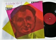 BOBBY TROUP THE DISTINCTIVE STYLE OF BETHLEHEM LP MINT-