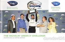2009 Michelin Green X Challenge ALMS media guide