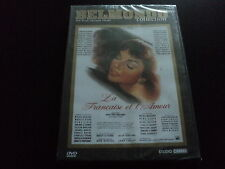 "DVD NEUF ""LA FRANCAISE ET L'AMOUR"" collection Belmondo N°46"