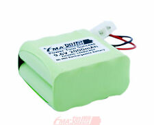 Ni-MH 9.6V 2000mAh Rechargeable Battery for Model Toy RC car Plane w/KET AA_8SX