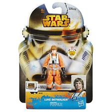 Star Wars Saga Legends LUKE SKYWALKER X-Wing Pilot Figure by Hasbro (SL22/B0684)