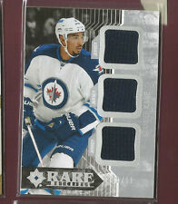 EVANDER KANE 2014-15 UPPER DECK ULTIMATE COLLECTION RARE MATERIALS /99 JERSEY*3