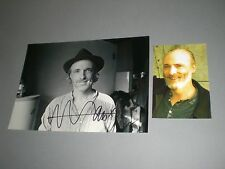 Fran Healy Travis  signed signiert autograph Autogramm auf 20x28 Foto in person