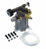 New 2800 PSI Pressure Washer Pump for Excell EXH2425 with Honda Engines w/ Valve
