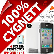 New Cygnett Apollo Case For Apple Iphone 4/4S Protective Hard Shell Cover Hybrid