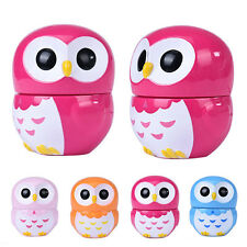 Owl Timer Kitchen 60 Minute Cooking Mechanical Home Decoration Timer Unique N