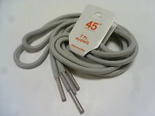 """2 PAIRS ROUND  SHOELACES  SHOE LACES Ship Fast with Tracking 45"""""""