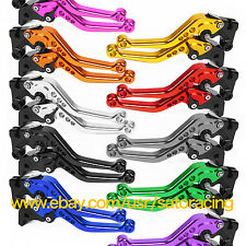 For Husqvarna SMS 630 IE 2011-2012 Shortly CNC Brake Clutch Levers
